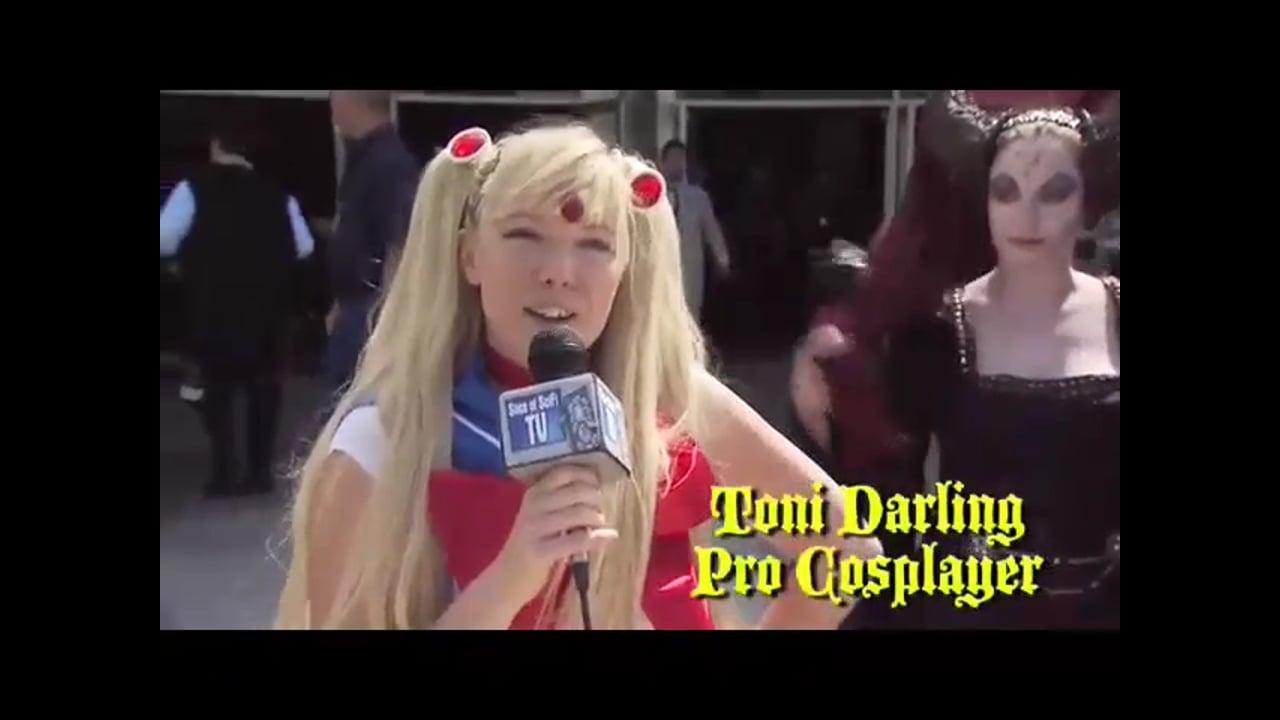 Toni Darling Cosplay Report