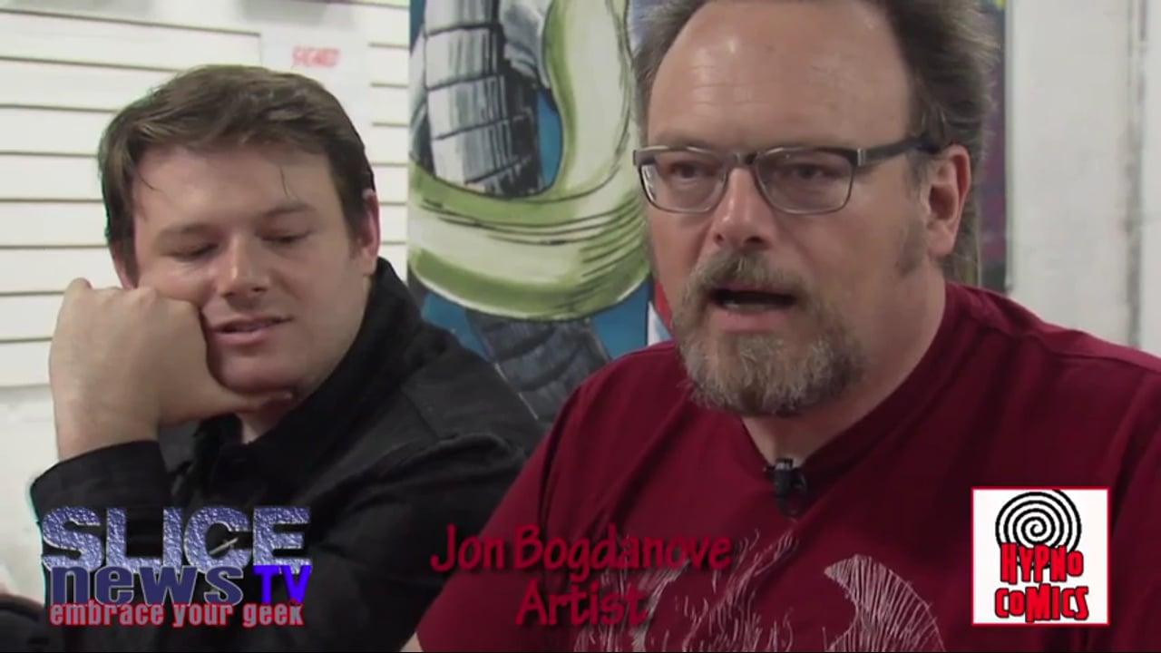 Meet Jon Bogdanov: Superman Artist