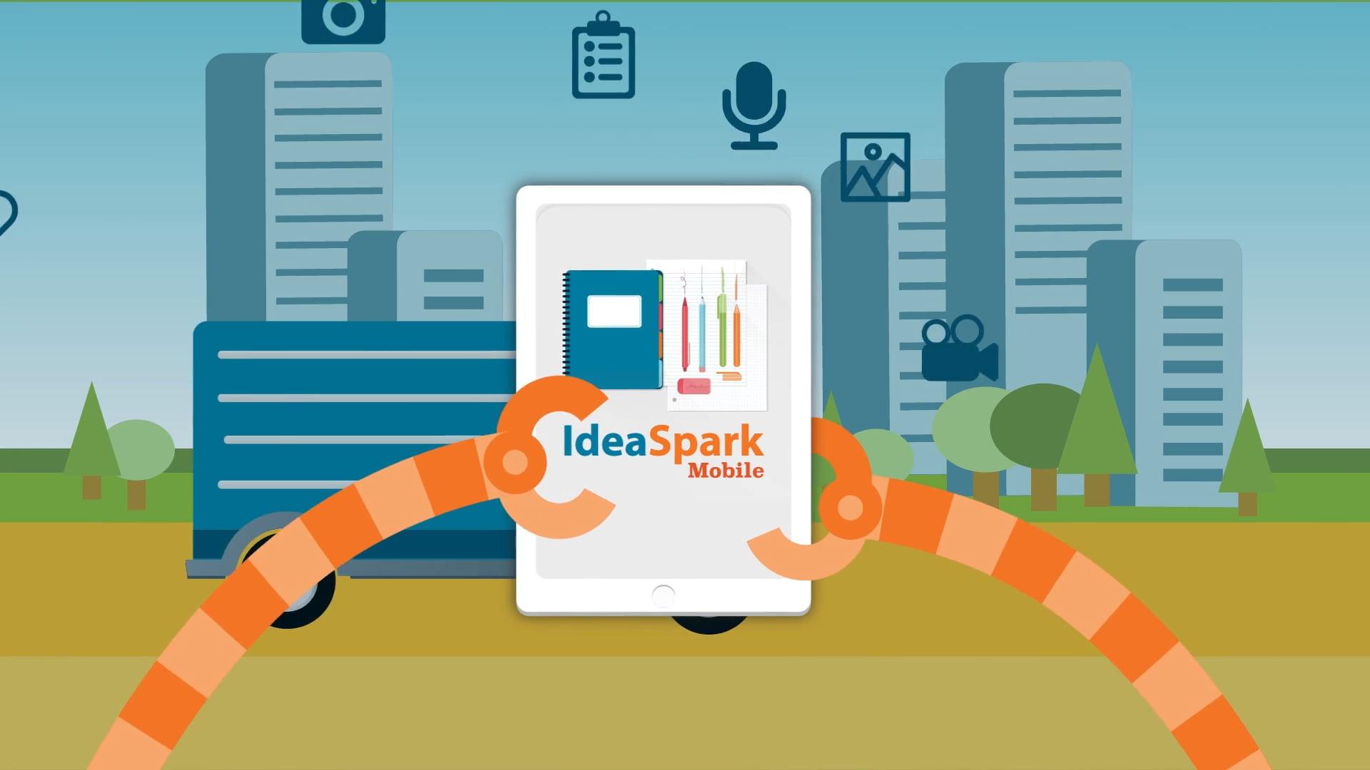 Cubic's Ideaspark Mobile App - 2 min Promo Video