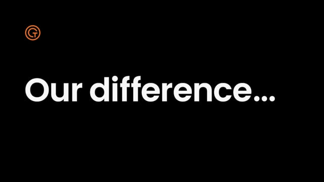 Generator Talent Group - Our difference