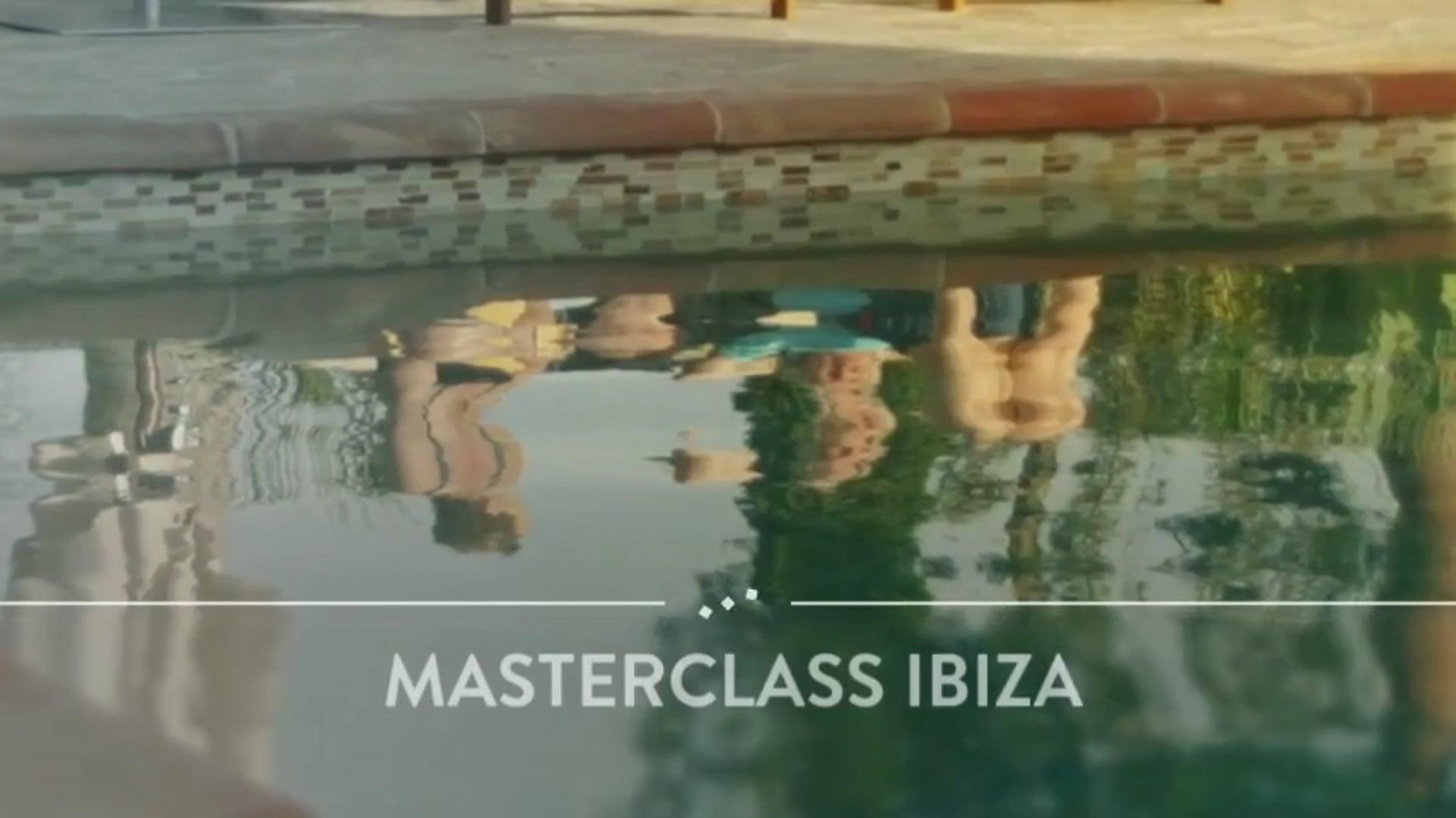 Masterclass Ibiza