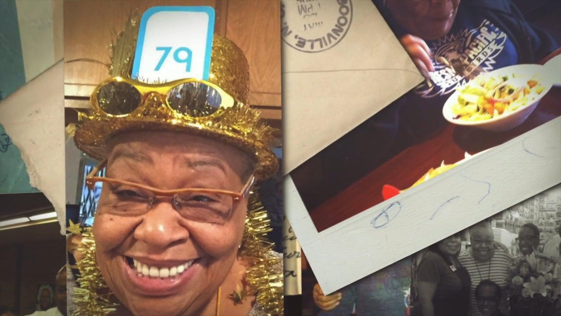 Dorris Lee Fatherree's 80th Birthday Documemory