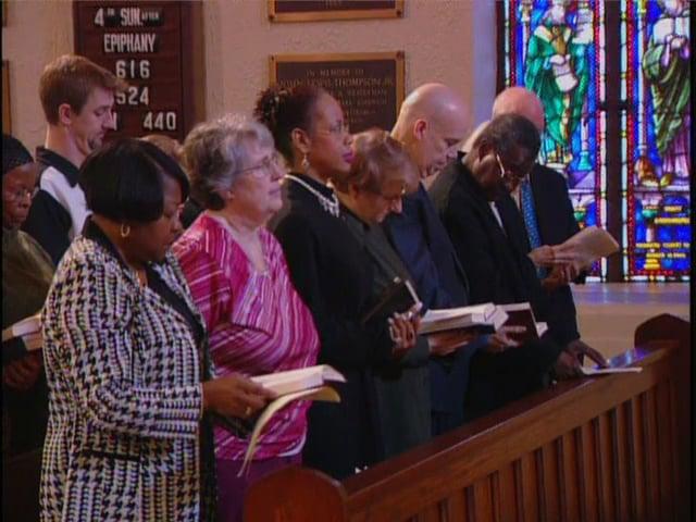 Culto episcopal - Segmento 3