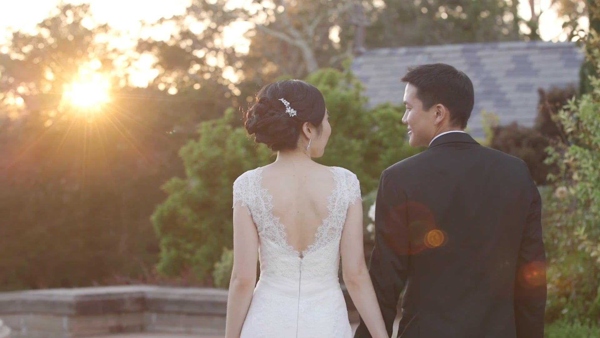 Wendy & Jason Wedding - Highlight - Kohl Mansion
