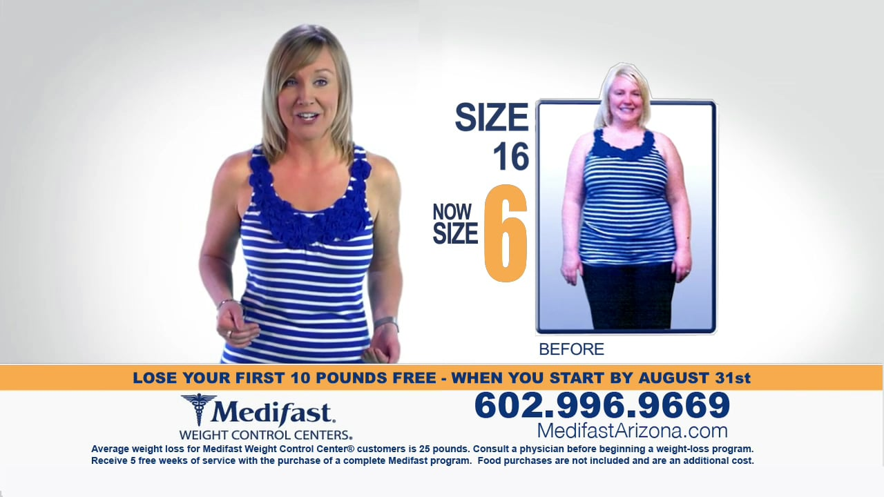 Medifast Special Offer - Lose Your First 10 Pounds Free!