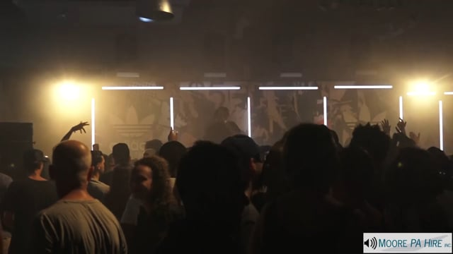 Adidas Wooster Street Store Closing Party 8/16/2016