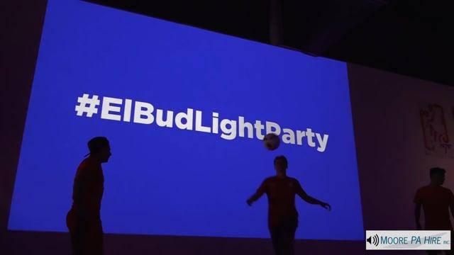 Bud Light - Barra Centenario Remezcla 6/26/16