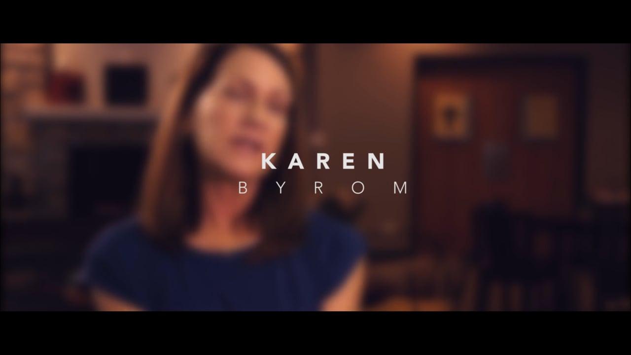 Christ Church Stories: Karen Byrom