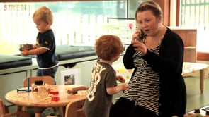 Watch Partnership with parents – observation clip 4