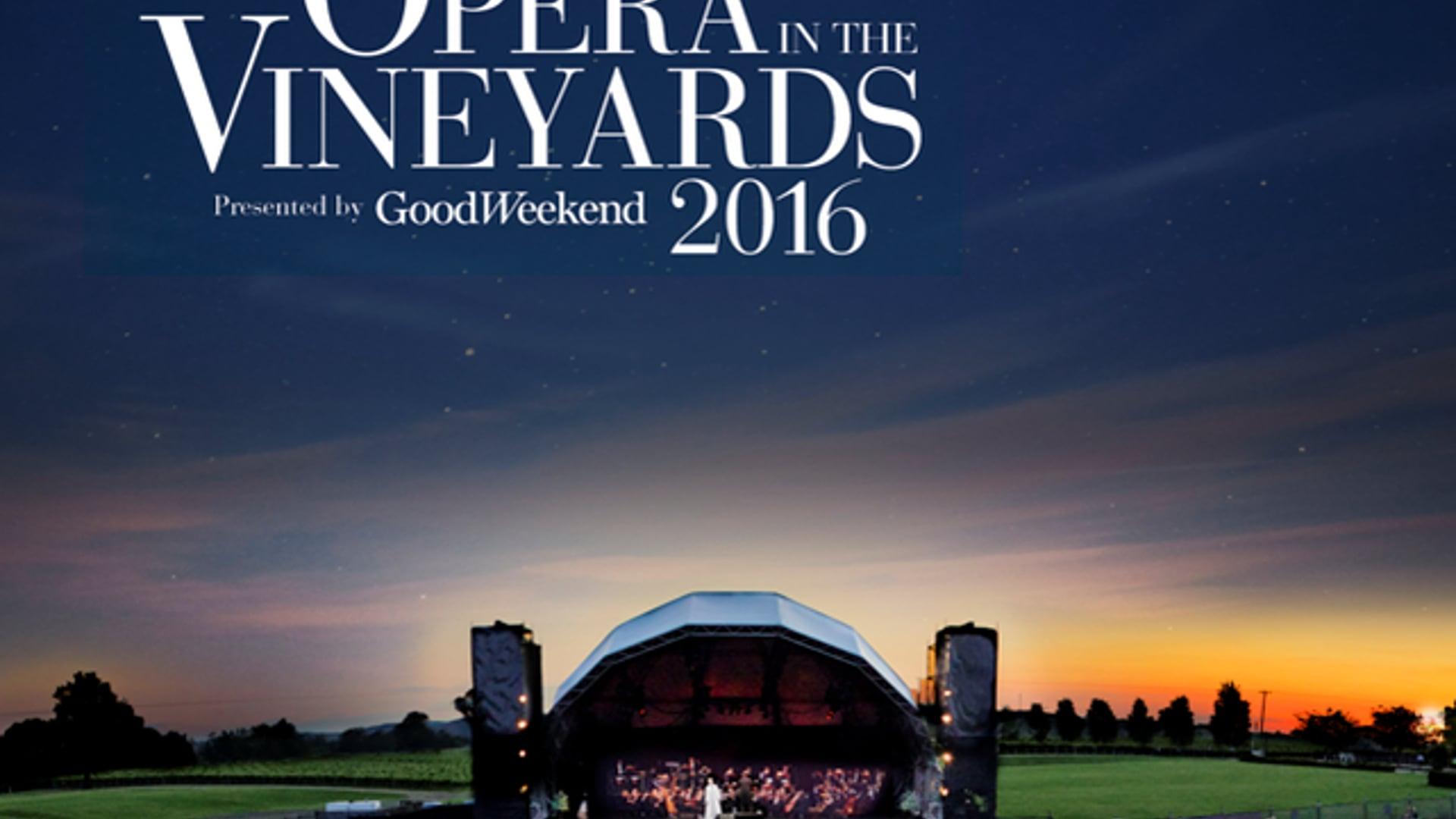 Opera in the Vineyards