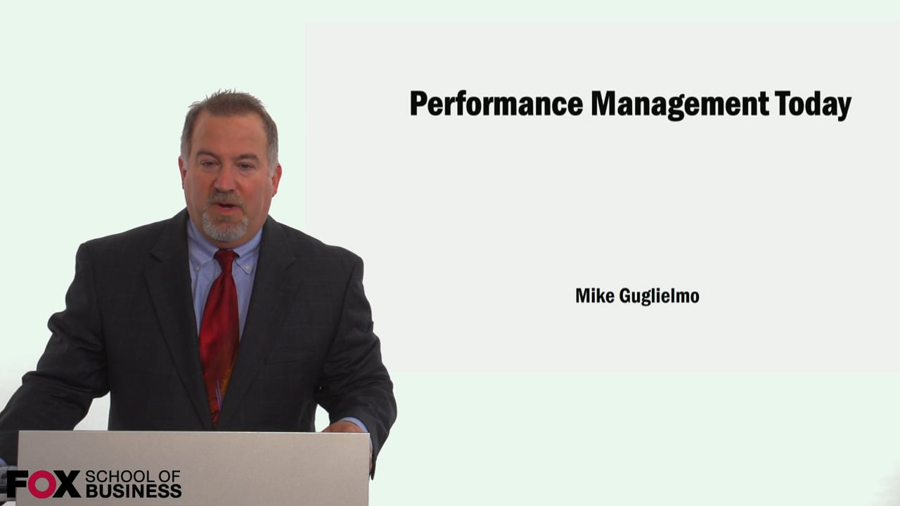 59143Performance Management Today