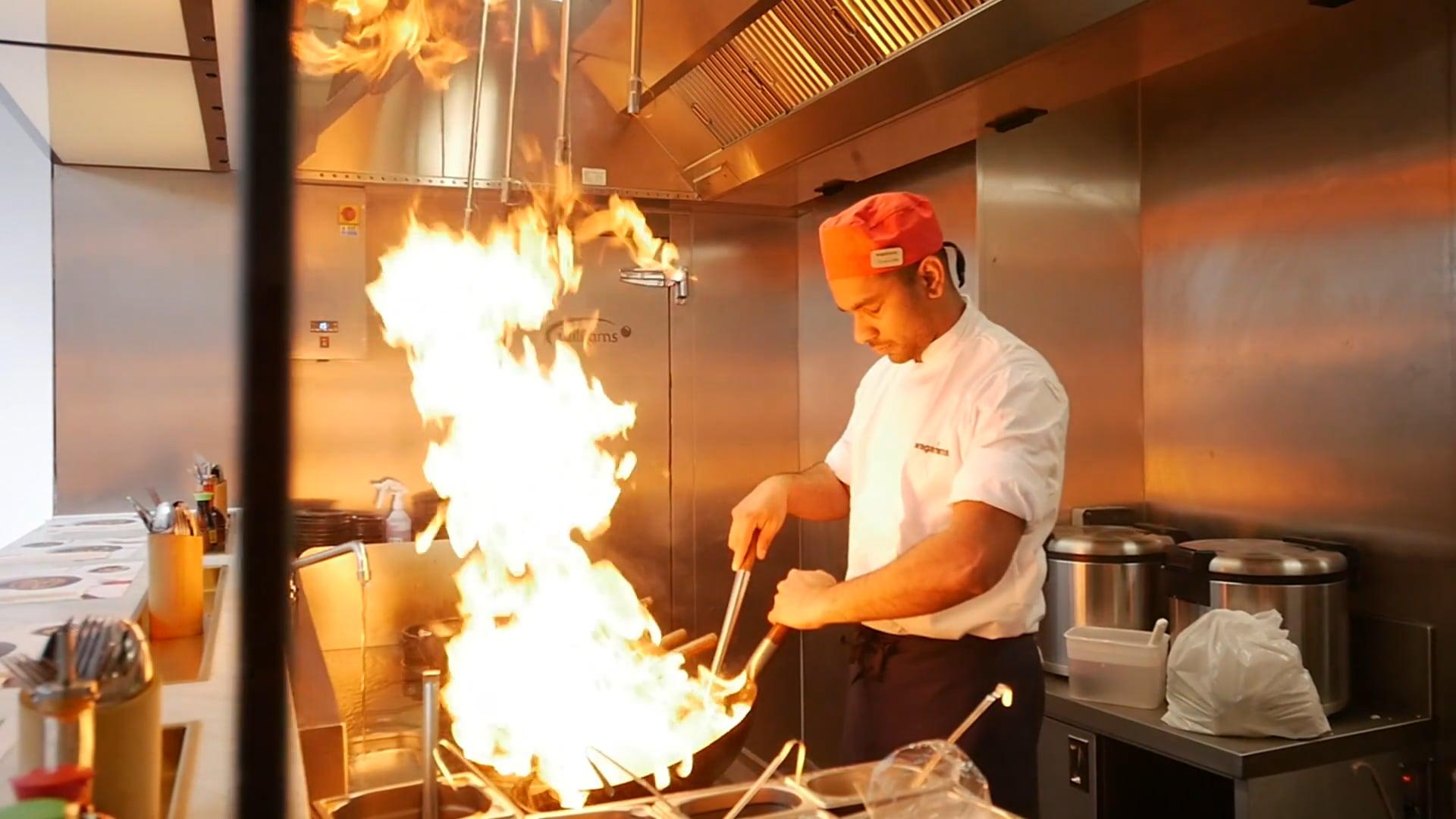 Restaurant Testimonial | Oracle - Wagamama | Tech TV Video Production