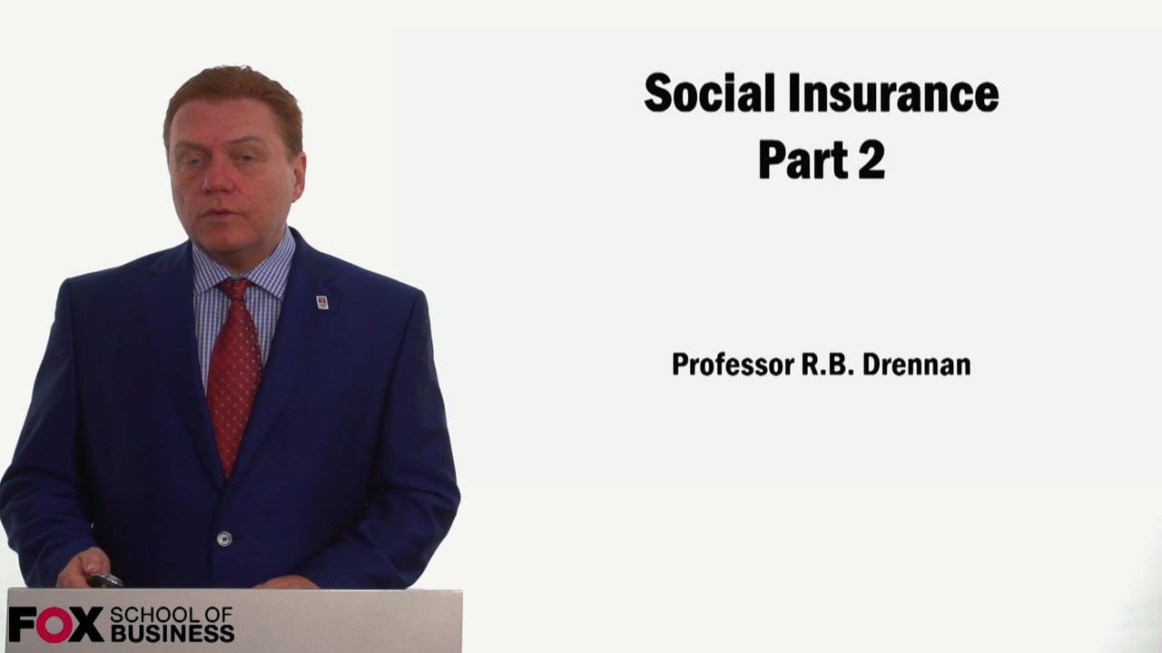 59067Social Insurance Pt 2