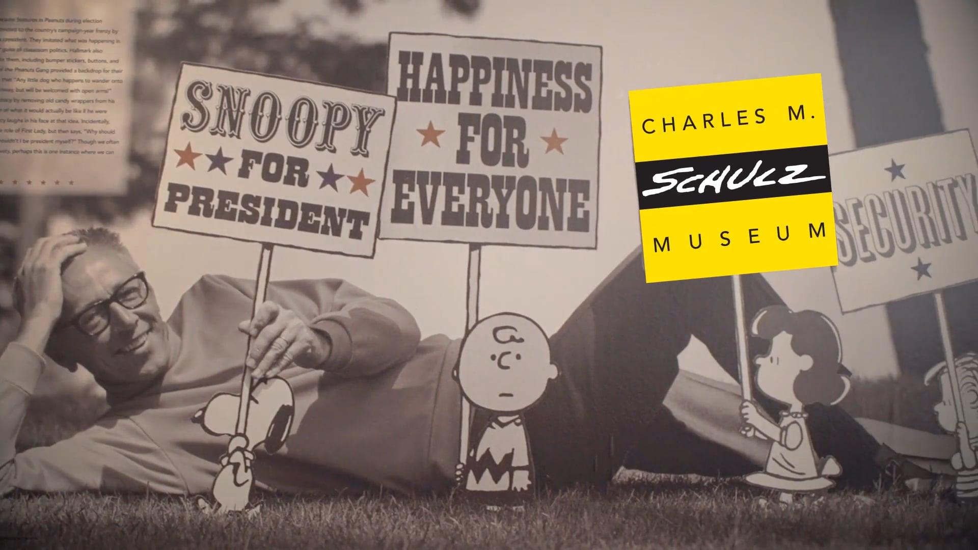 Mr Schulz goes to Washington