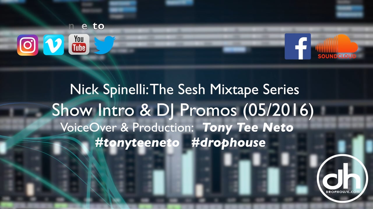 DHpromo_2016- Imaging Nick Spinelli the Sesh Mixtape Series