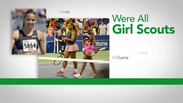 Girl Scouts: Leaders Infographic