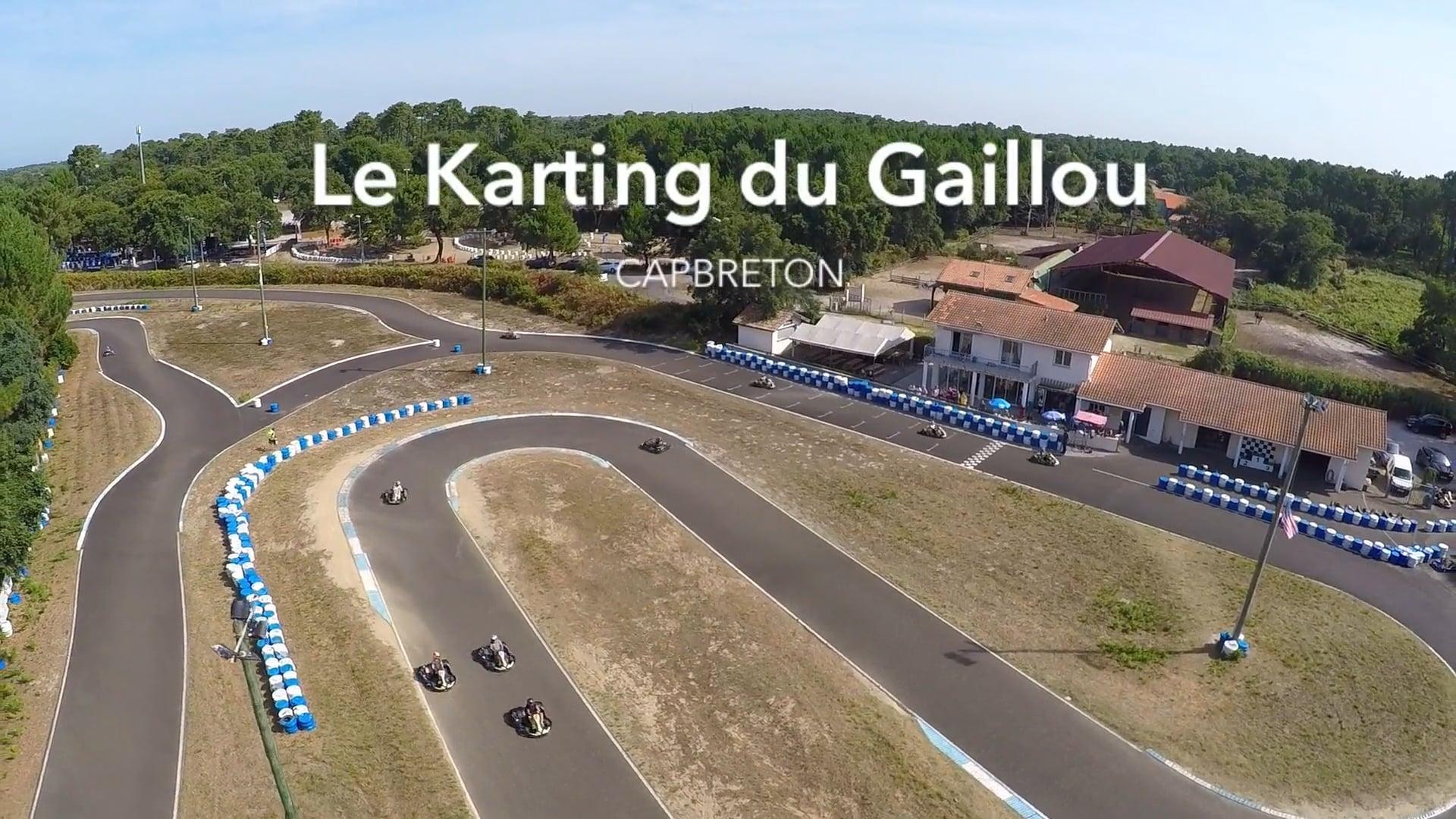 Karting du Gaillou, Capbreton