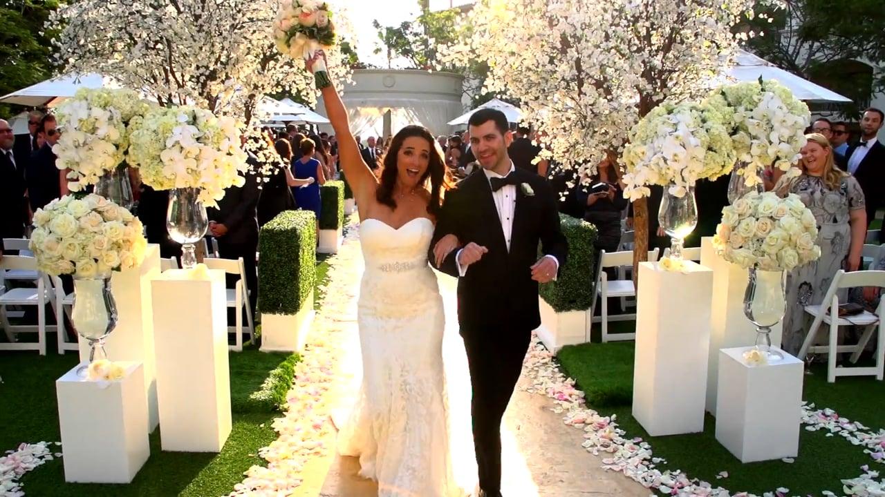 Katie & Brian ~ Wedding Video Highlight Film at Monarch Beach Resort