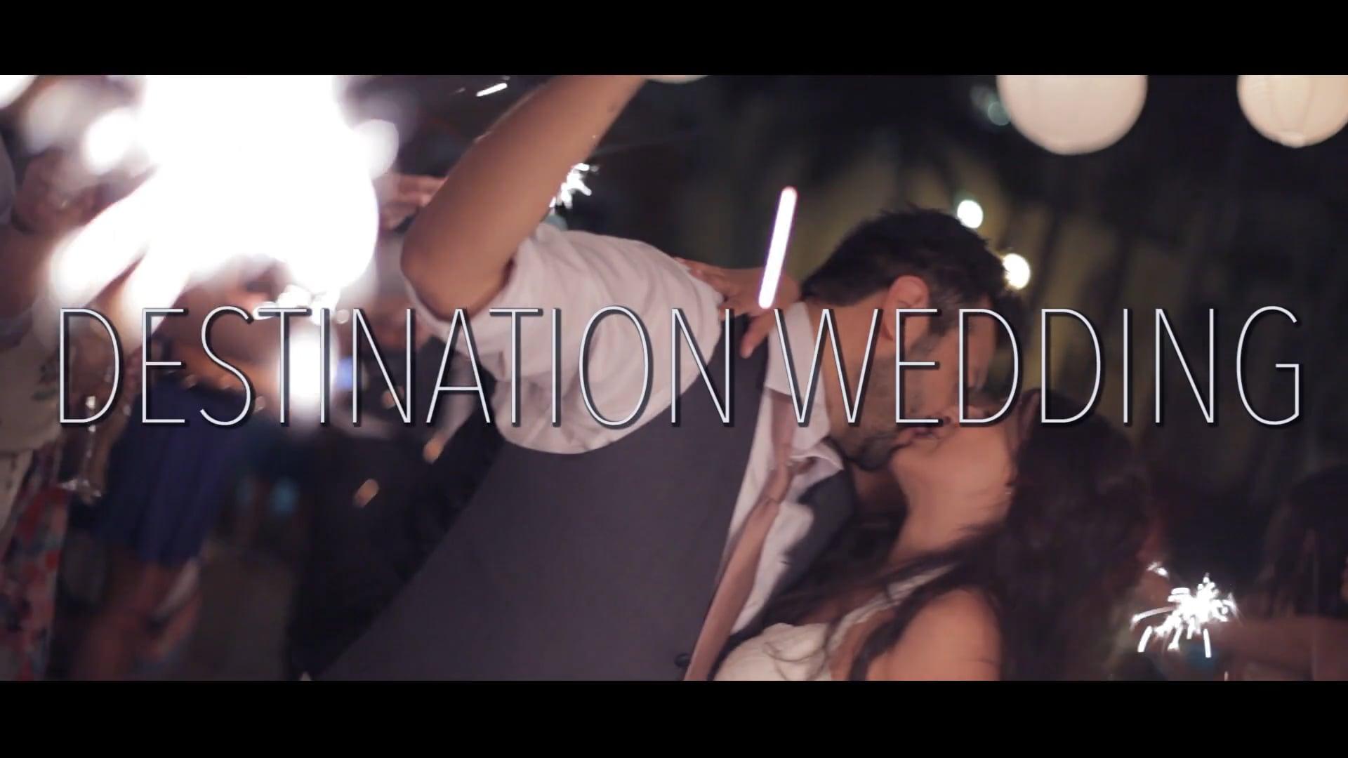 Destination Wedding - Cabo San Lucas