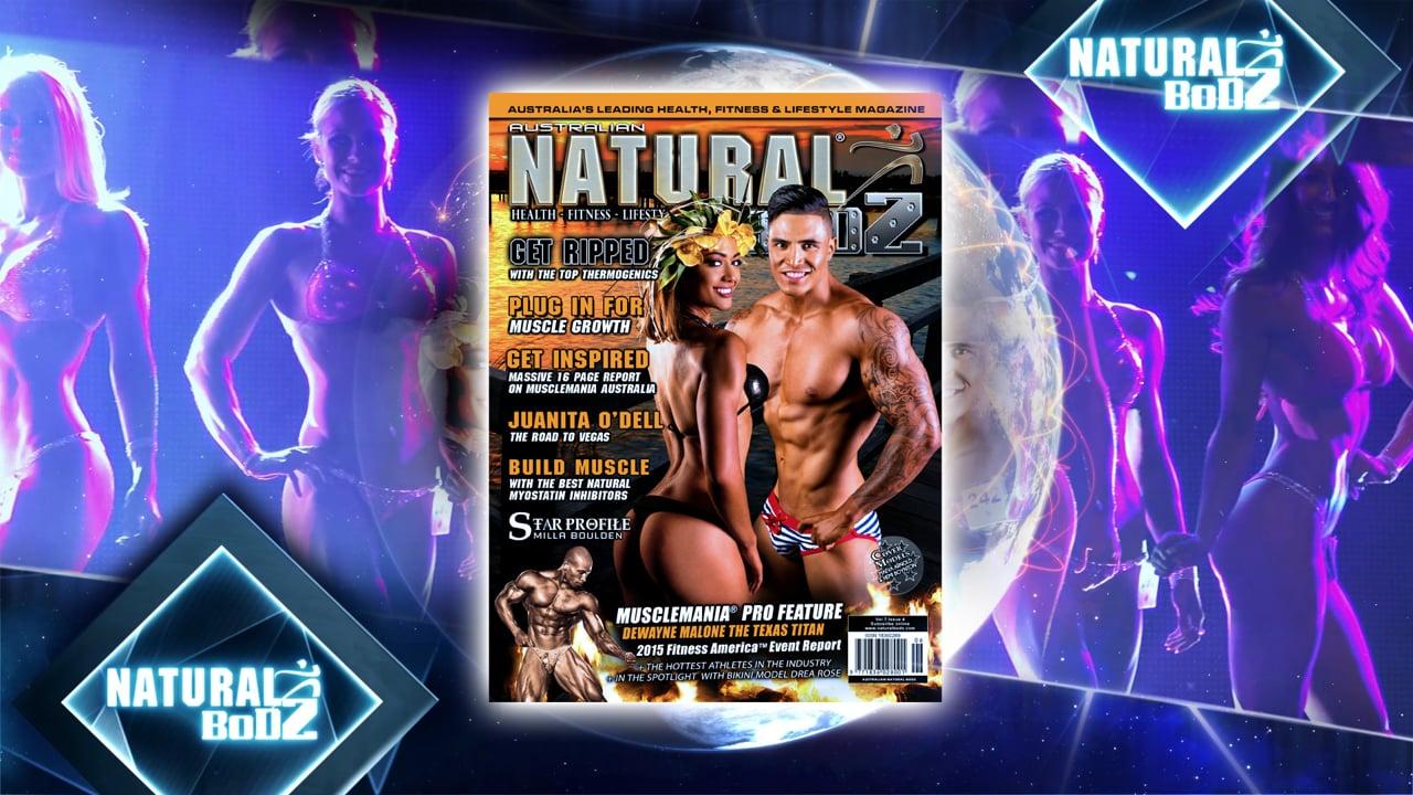 Natural Bodz Magazine Latest Issue