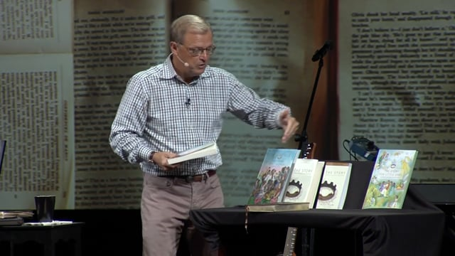 Engaging God's Story