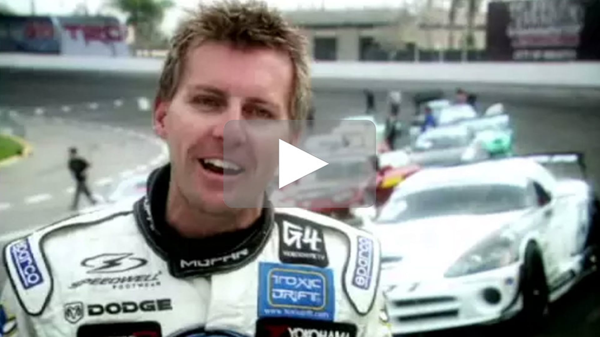 Dodge Mopar Drifting [commercial]