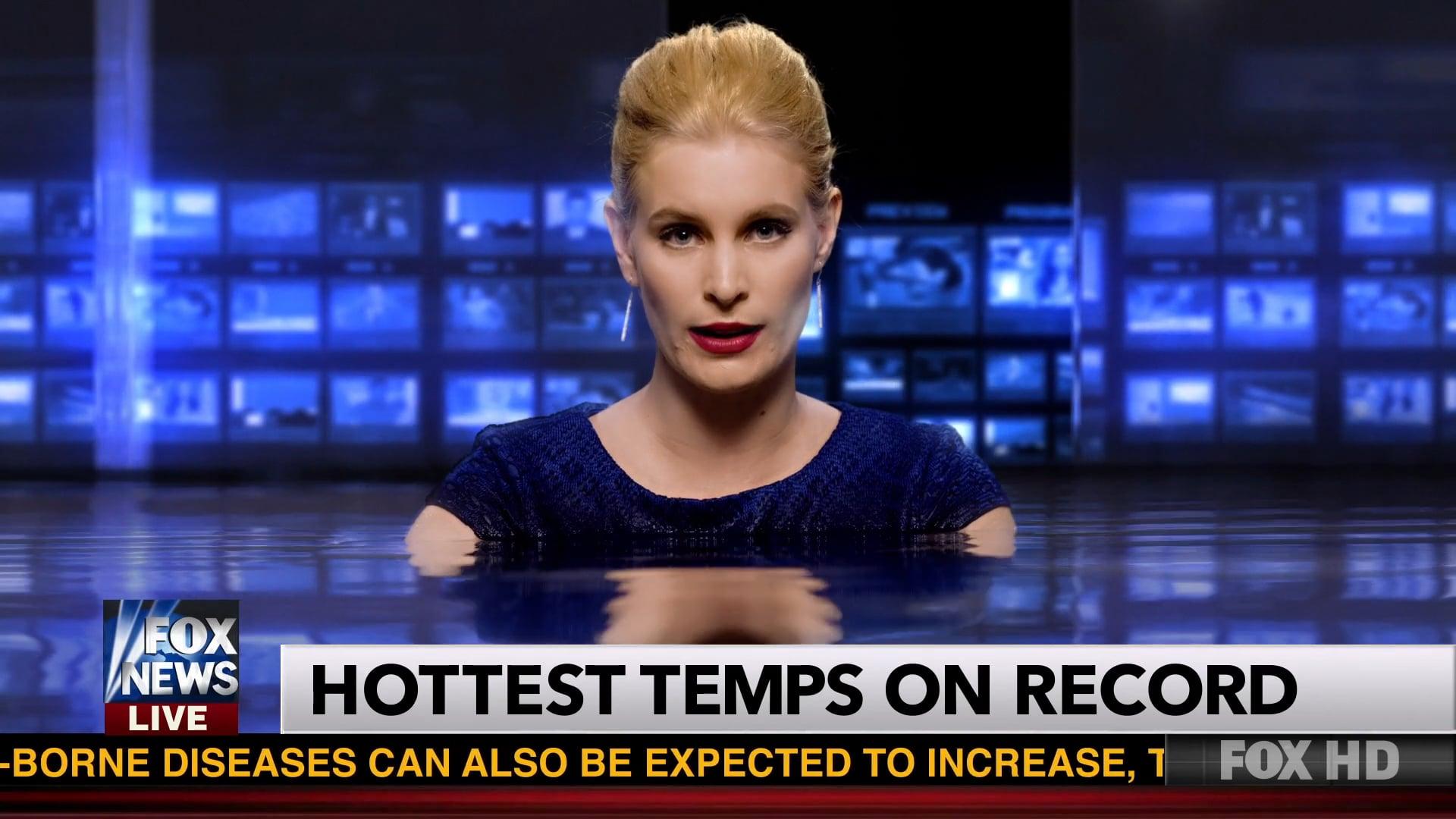 Fenton Communications Political Ad - Fox News Climate Change