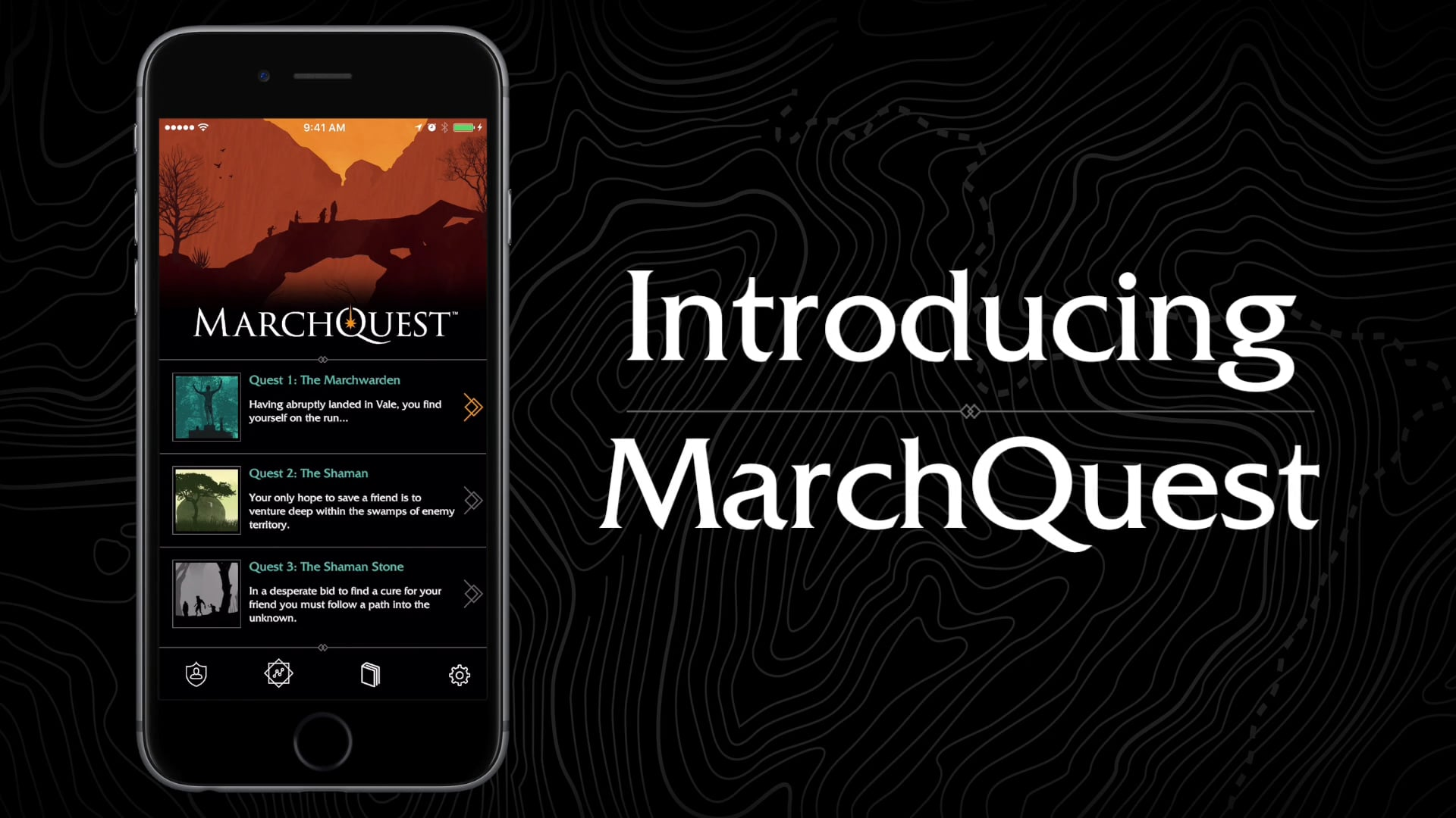 MarchQuest: The Real-World RPG