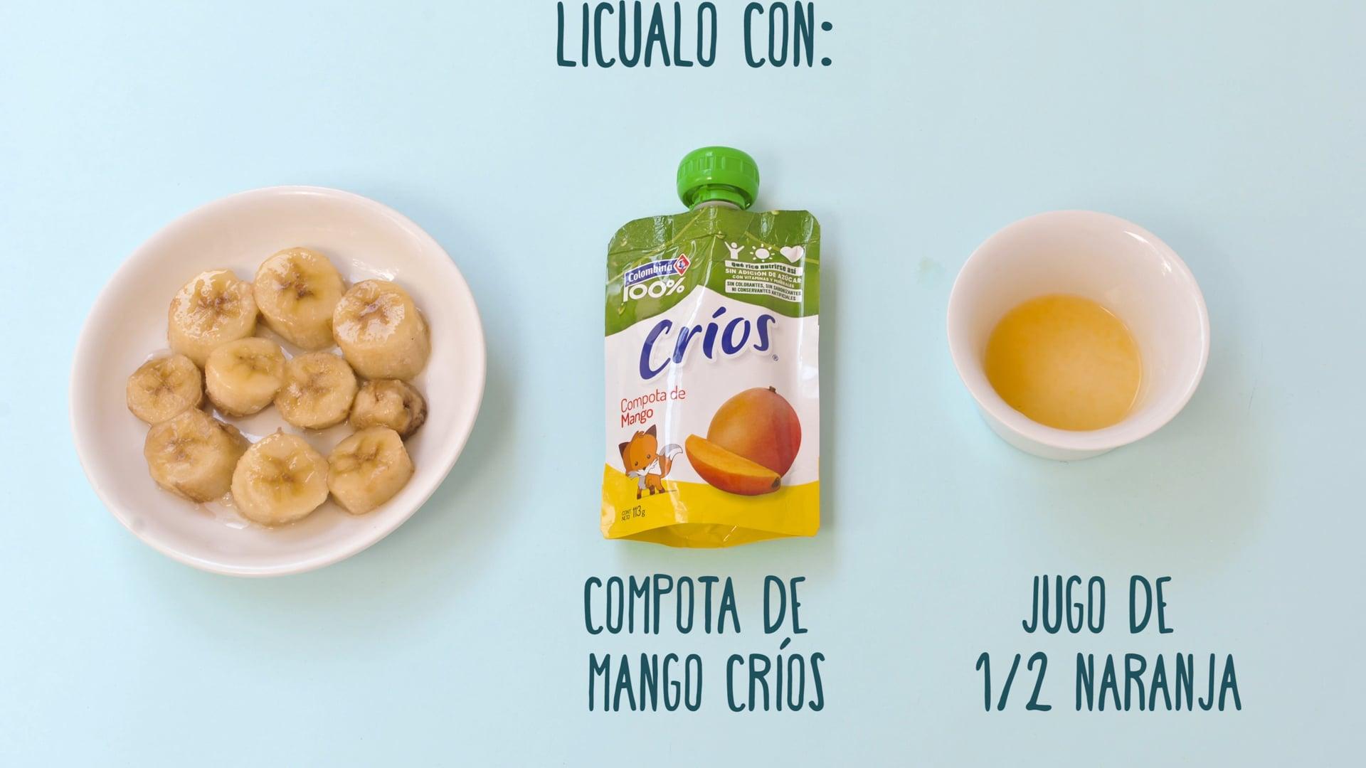 Ideas receta compota crios - Colombina