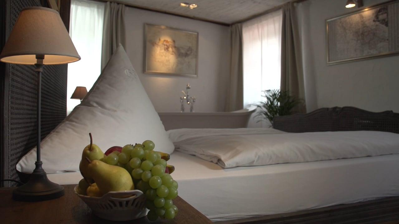 Wellness Doppelzimmer im Hotel Goldenes Fass Meißen