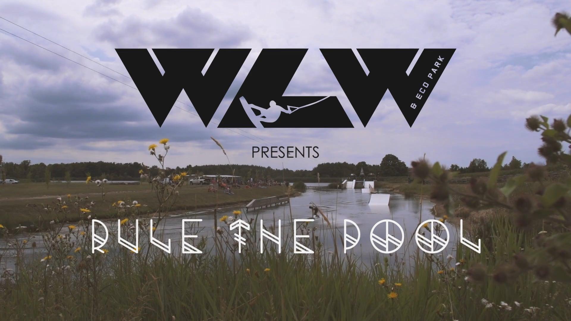 WINDMILL LAKE 2016 RULE THE POOL