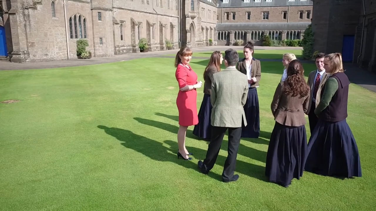 Glenalmond College Wardens Welcome