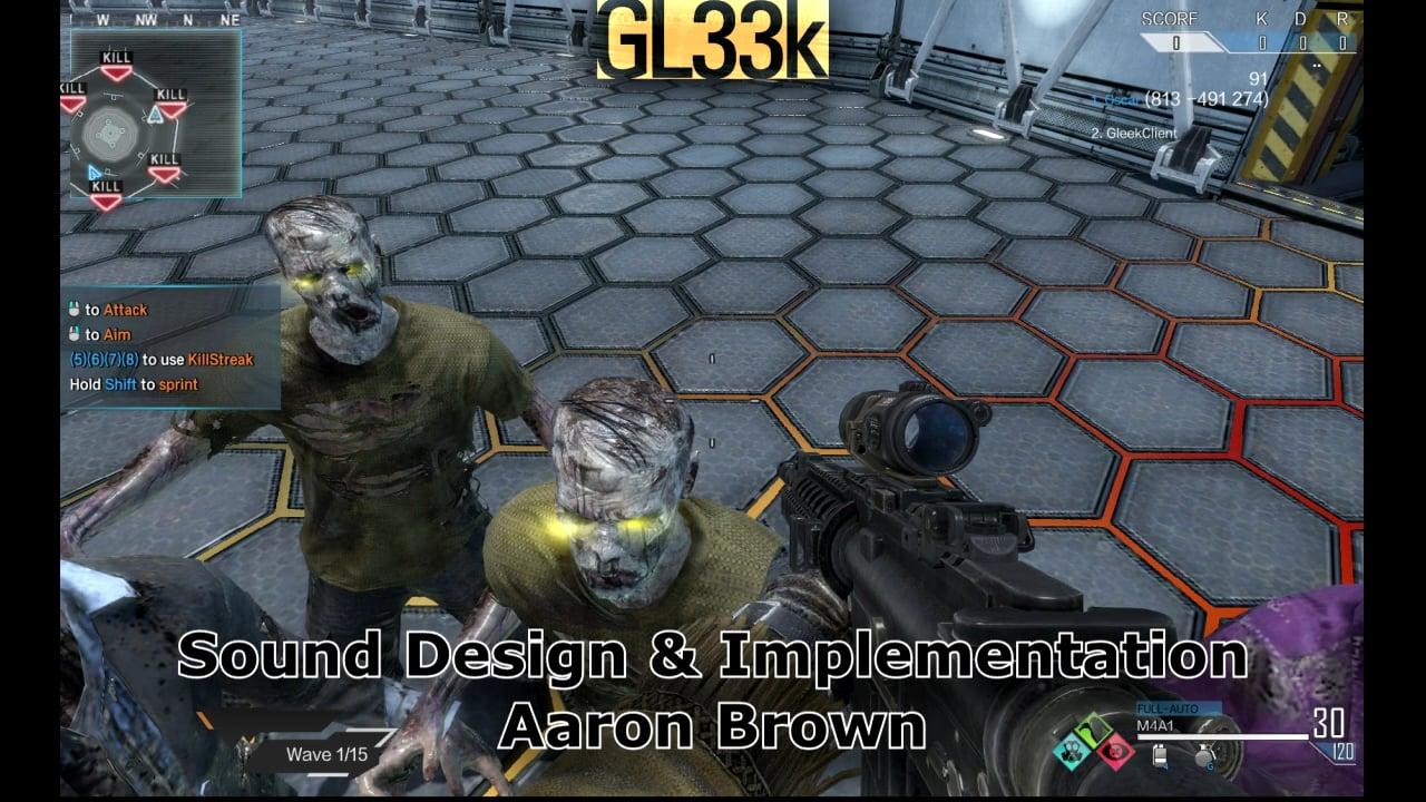 Call of Duty Online - Sound Design Demo Reel