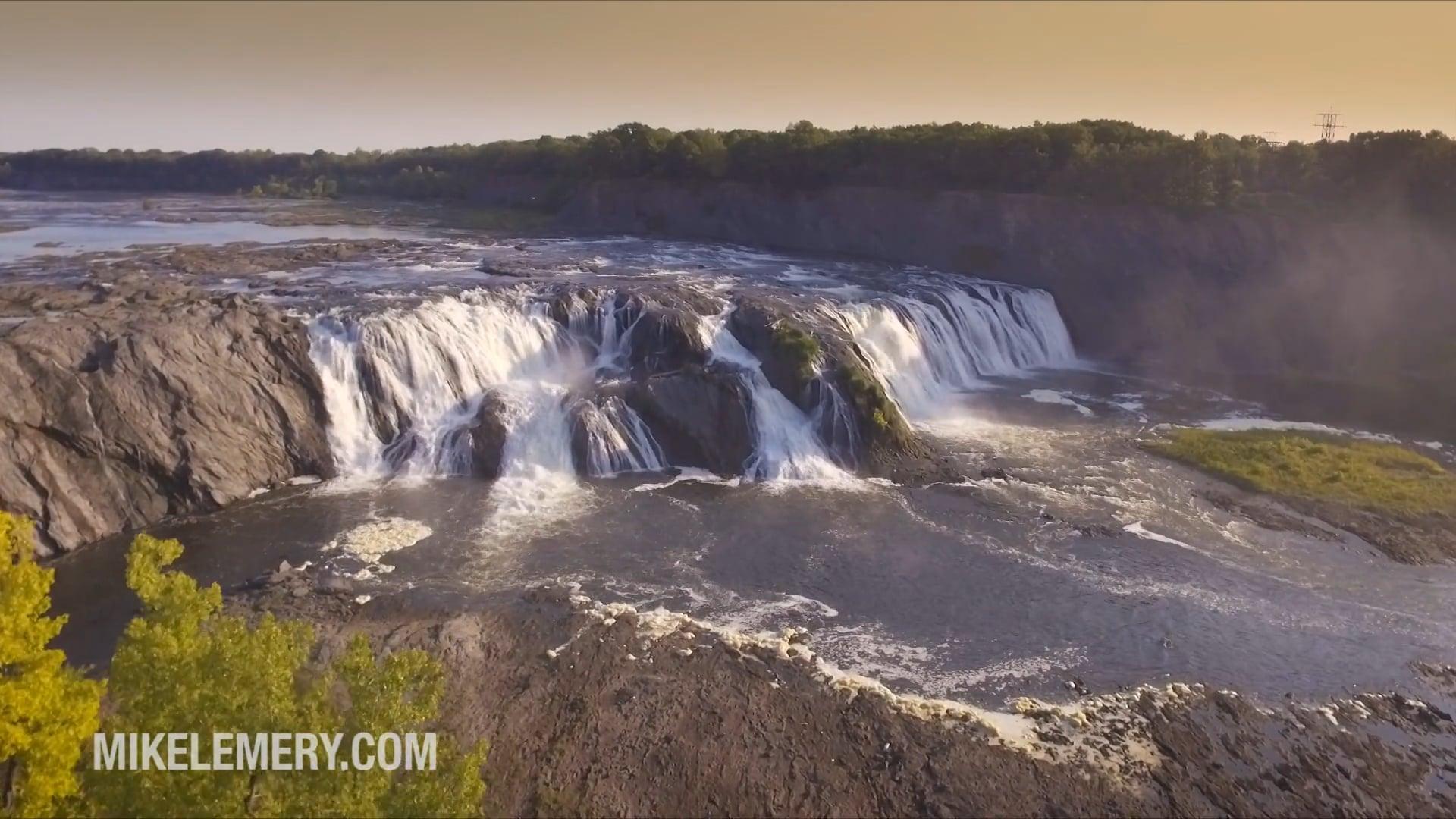 Drone Summer Footage - Capital Region New York