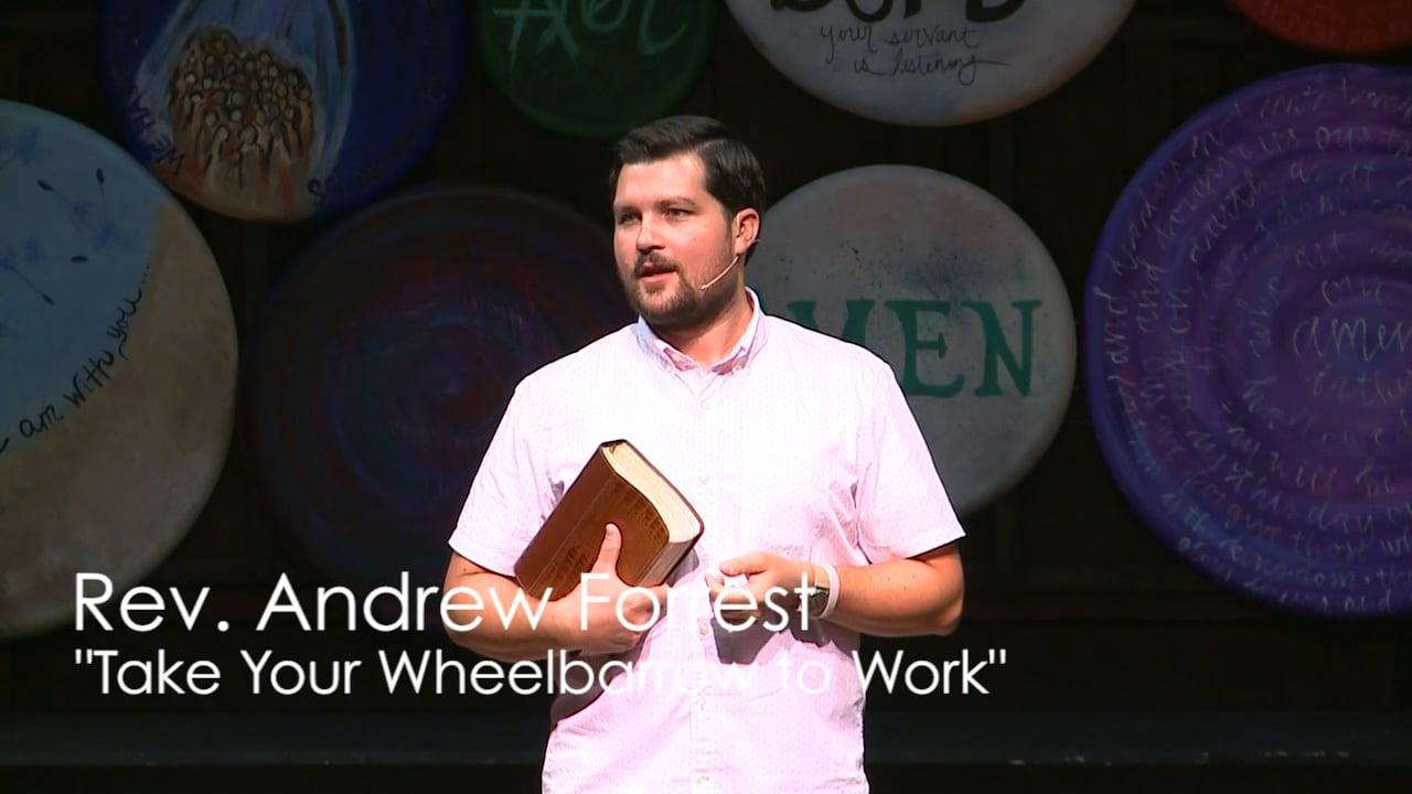 Take Your Wheelbarrow to Work