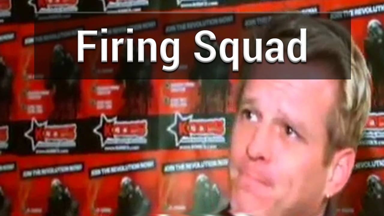 Firing Squad Interview