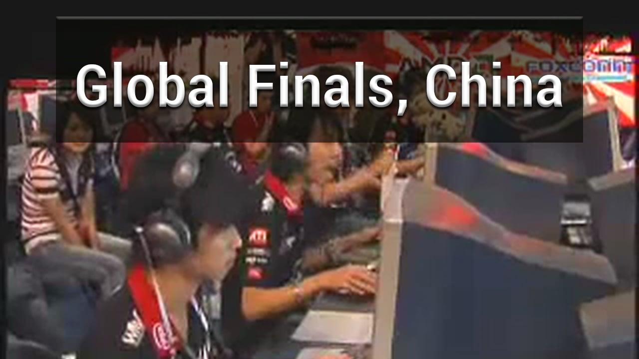 Global Finals in Beijing, China