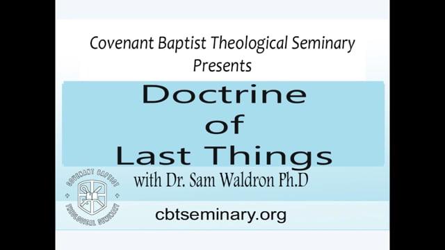 ST27 01 | Doctrine of Last Things