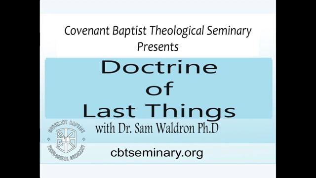 ST27 02 | Doctrine of Last Things