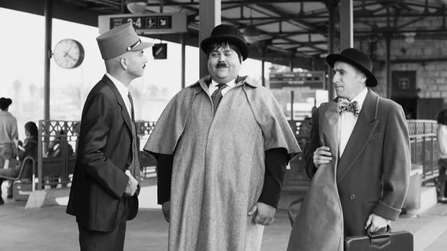 Israel railways - The movie train