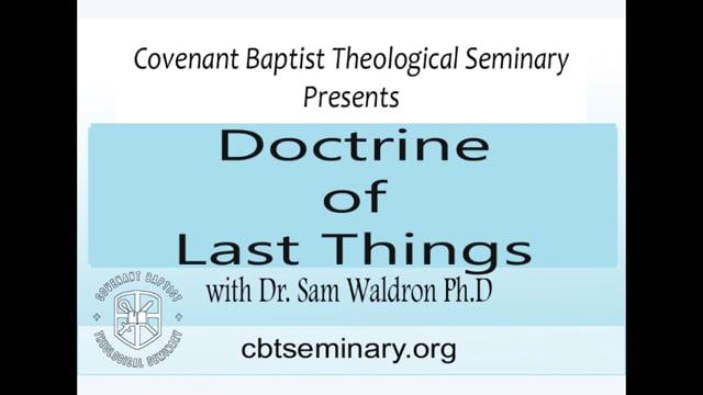 ST27 03 | Doctrine of Last Things