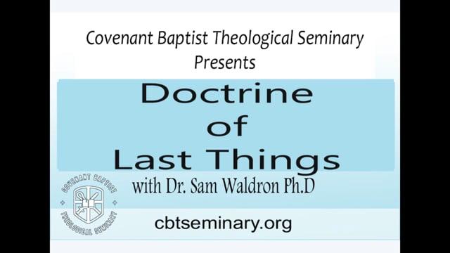 ST27 04 | Doctrine of Last Things