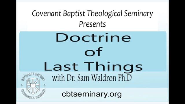 ST27 06 | Doctrine of Last Things