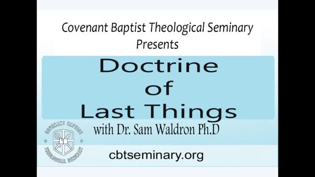 ST27 07 | Doctrine of Last Things