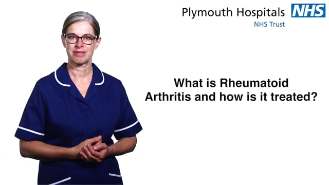 3123 What is Rheumatoid Arthritis and how is it treated