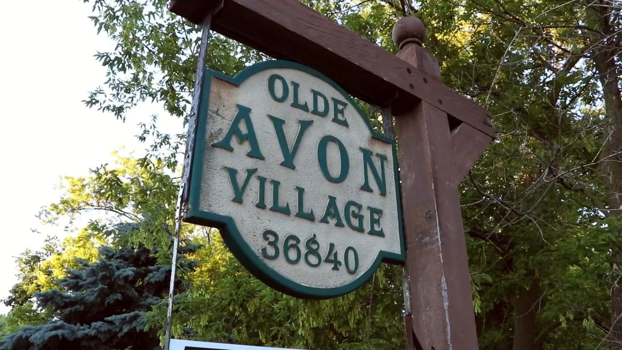 City of Avon - Live, Work, Play
