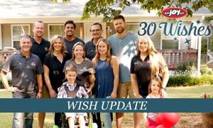 Wish #8 Update