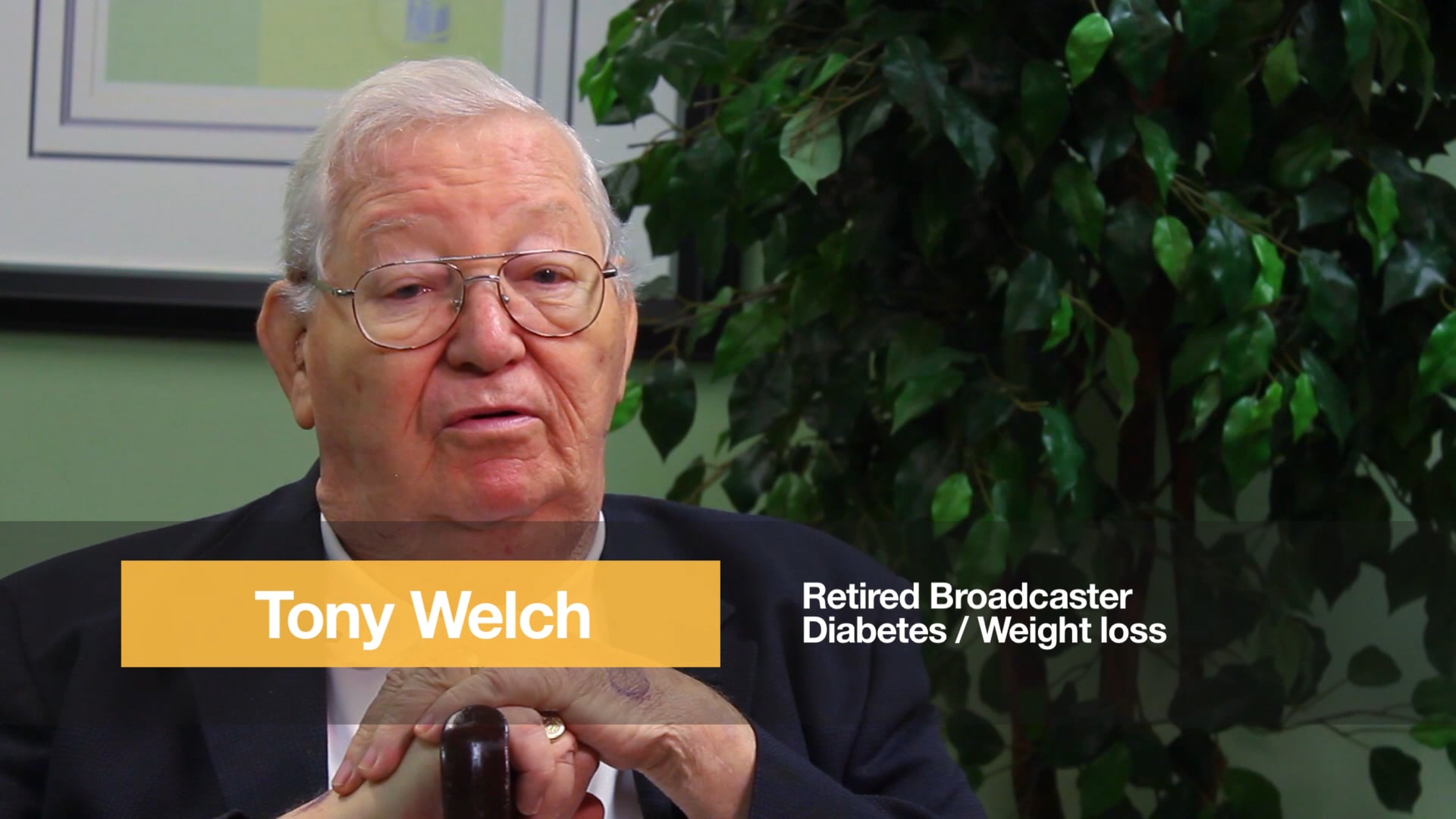 81 year old man receives help for weight-loss and diabetes while taking MicrobeFiber