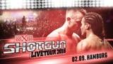 wXw Shotgun Livetour 2016: Hamburg