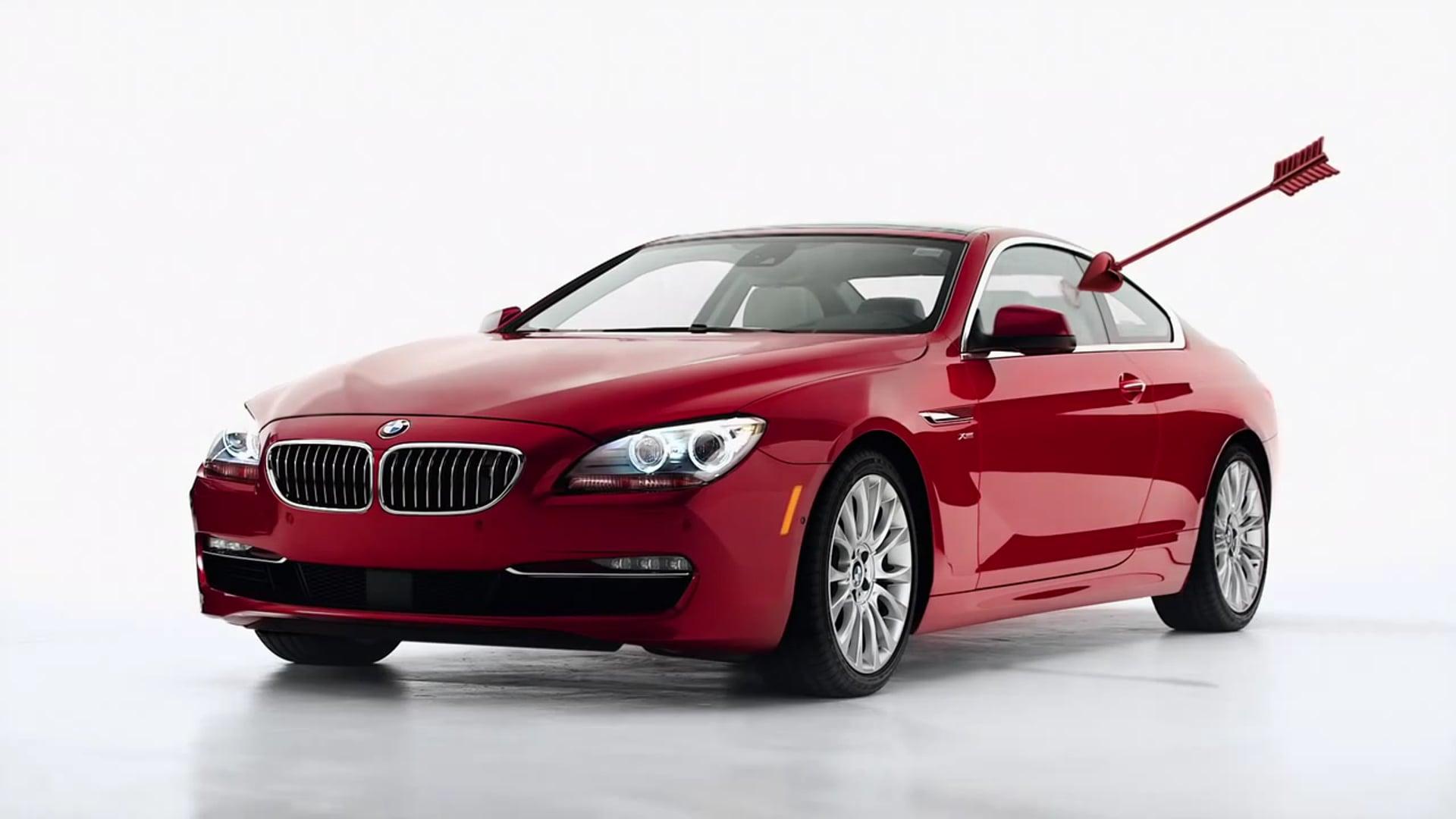 BMW - Cupid Valentines Day